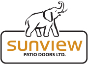 Sunview doors logo